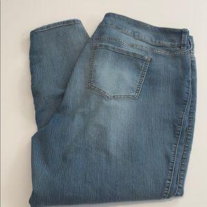 Torrid Skinny Jeans size 26 Tall